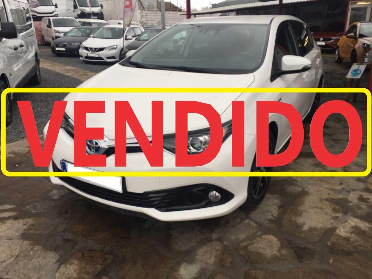 Toyota Auris 1.8 140 H HYBRID Feel Edition   - Foto 1