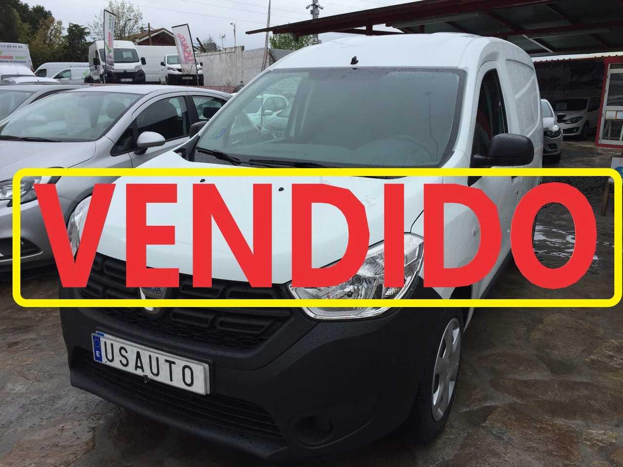Dacia Dokker  Van Essential 1.6 75kW 100CV GLP   - Foto 1