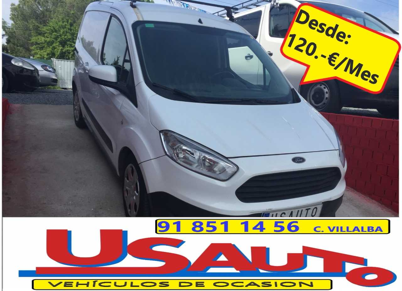 Ford Tourneo Courier 1.5 TDCI 75 CV   - Foto 1