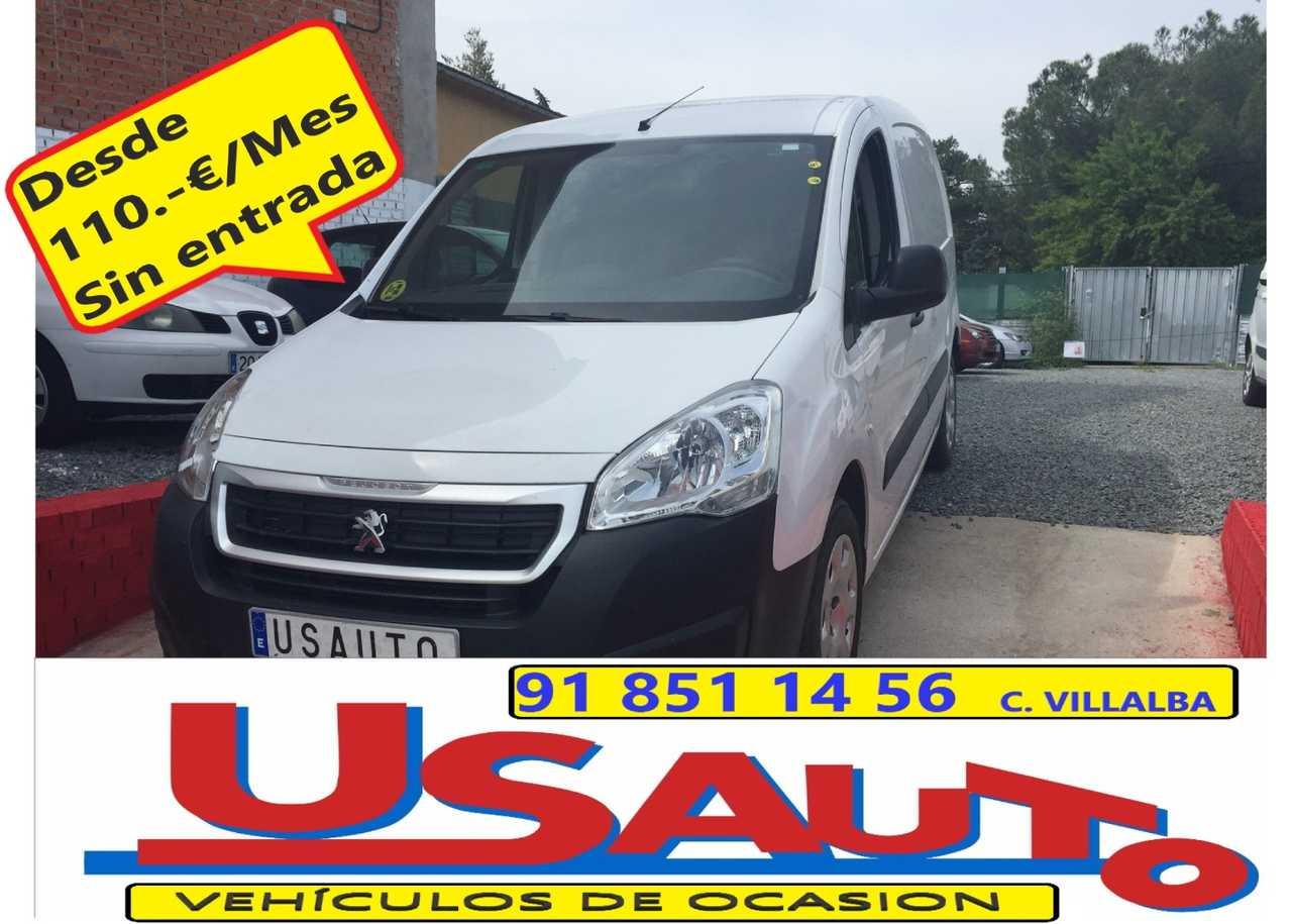 Peugeot Partner 1.6 HDI CONFORT 1.6 hdi 75 cv confort  - Foto 1
