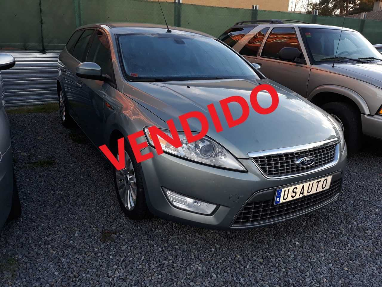 Ford Mondeo Familiar 2.0 TDCI GUIA SPORT BREAK   - Foto 1