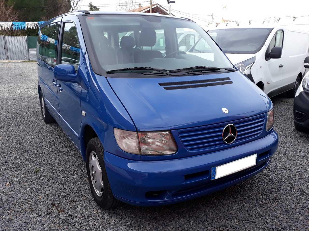 Mercedes Vito V220 CDI 7 PLAZAS   - Foto 1