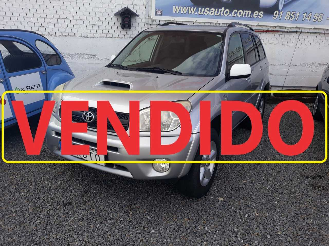 Toyota Rav4 2.0 D4D SOL   - Foto 1
