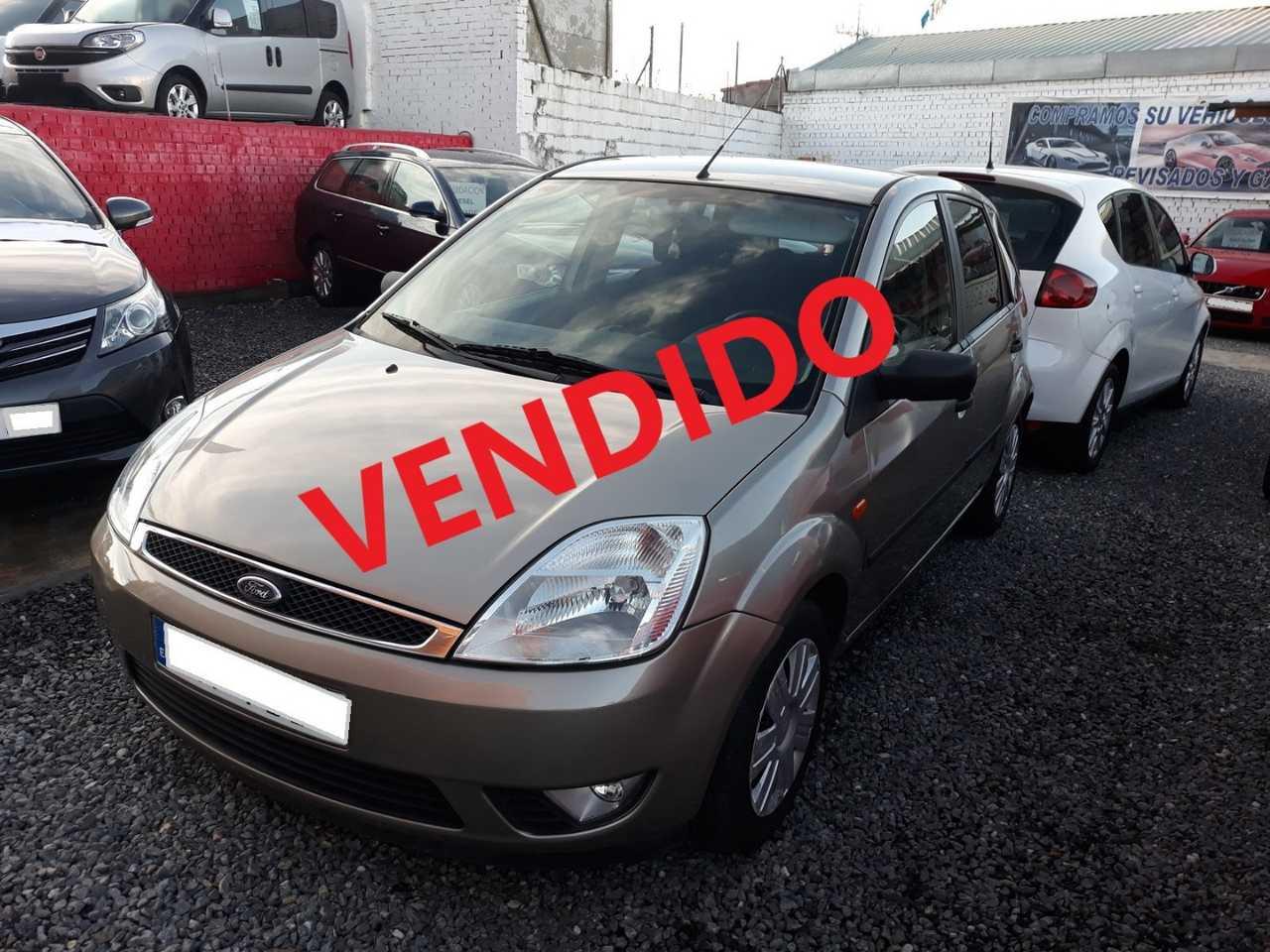Ford Fiesta 1.4 TDCI TREND   - Foto 1