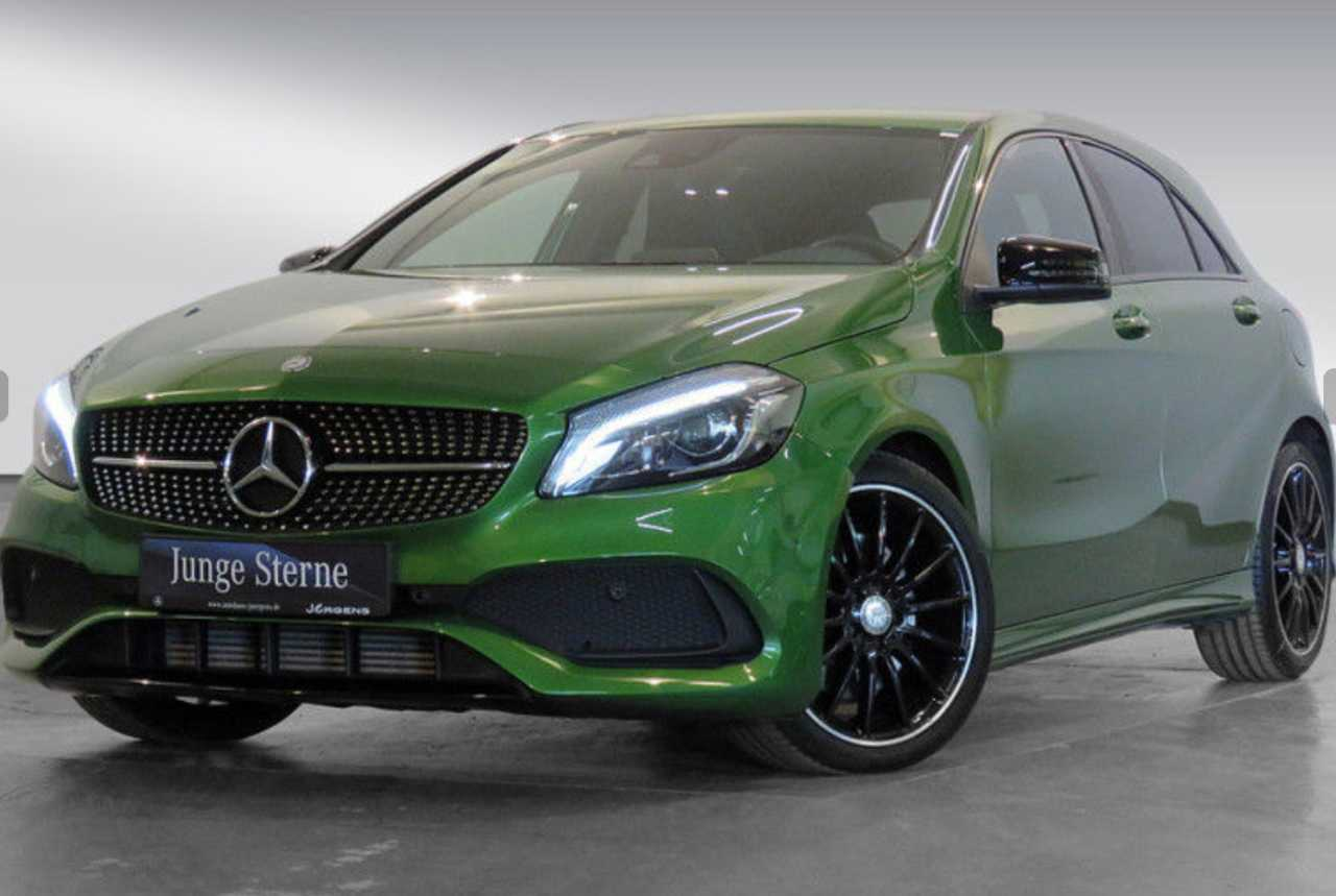 Mercedes Clase A 220D AMG LINE full extras  - Foto 1