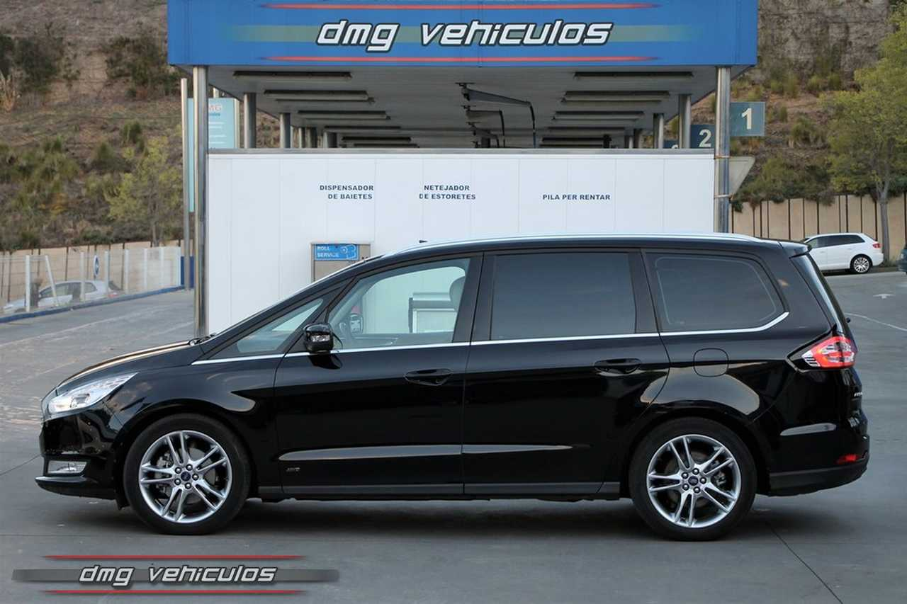 Ford Galaxy AWD 2.0TDCi Titanium Powershift 180Cv 7 plazas   - Foto 1