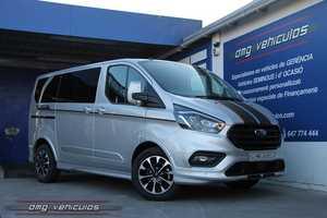 Ford Tourneo  Custom 2.0TDCI Sport Phanter 170Cv 8 plazas   - Foto 2