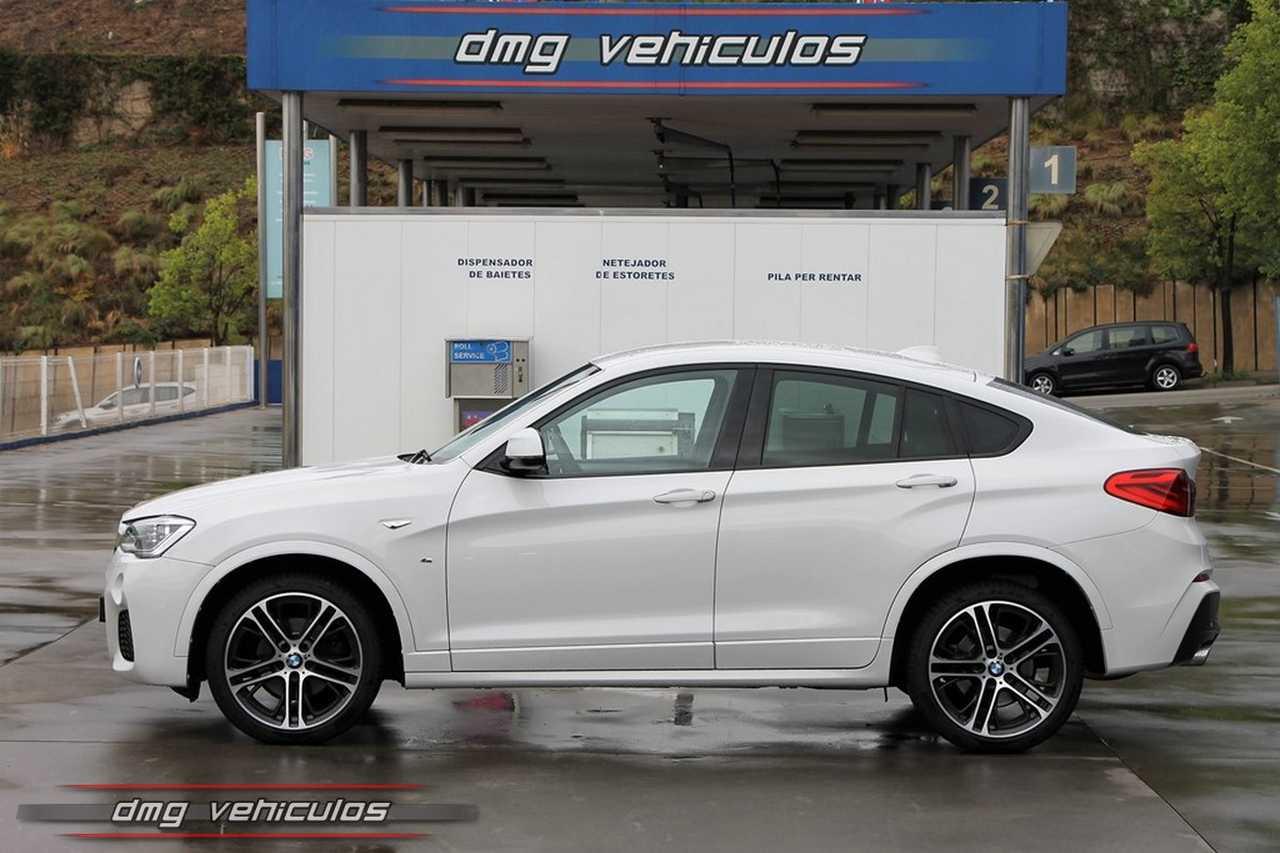 BMW X4 35d xDrive 313Cv 5 puertas   - Foto 1