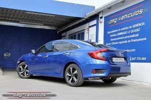 Honda Civic 1.5 VTEC Turbo Elegance 182Cv 4 puertas   - Foto 3