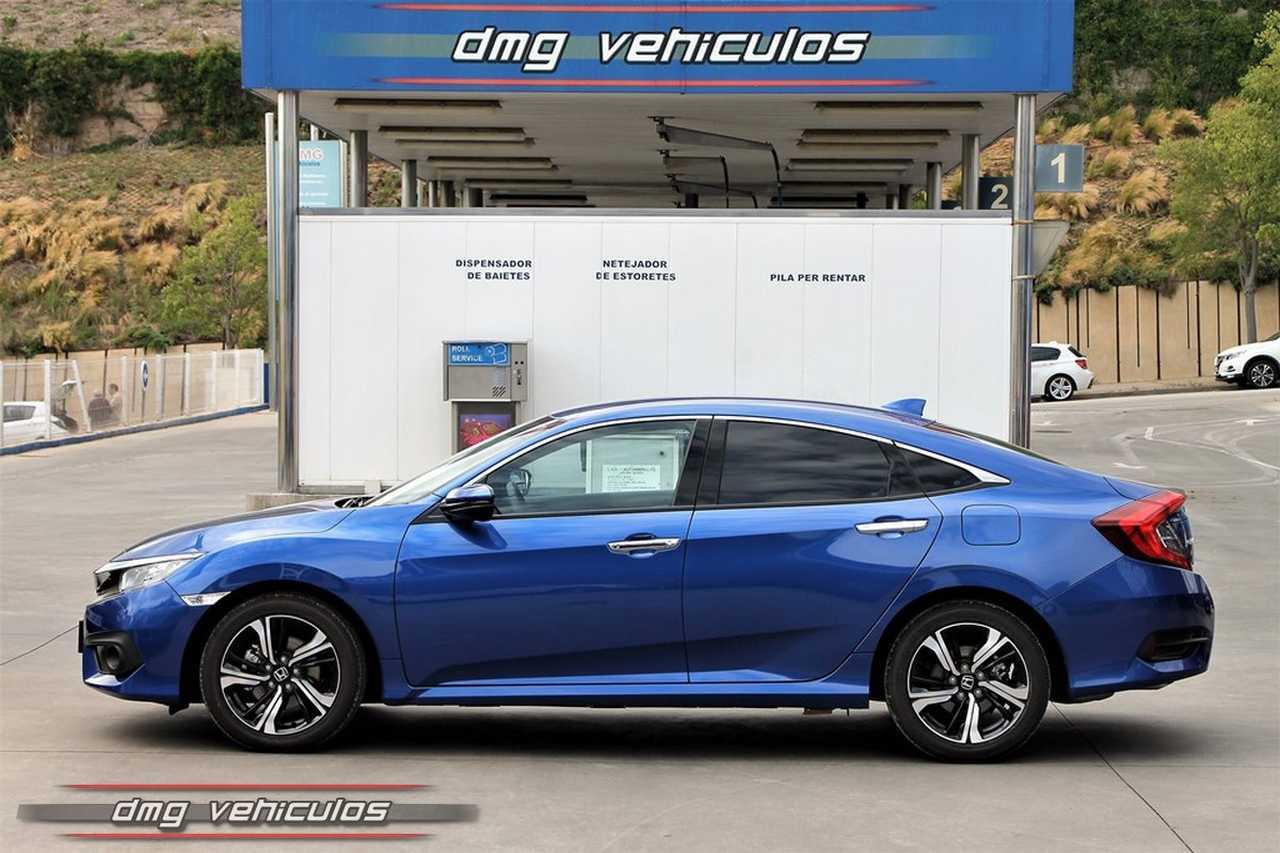 Honda Civic 1.5 VTEC Turbo Elegance 182Cv 4 puertas   - Foto 1