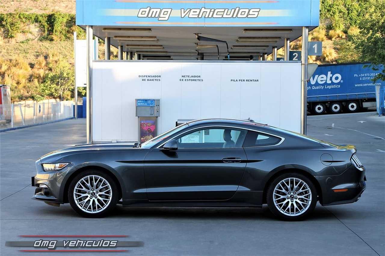Ford Mustang FastBack 2.3 EcoBoost 314Cv 2 puertas 4 plazas   - Foto 1