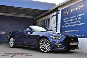 Ford Mustang Cabrio 2.3 EcoBoost 317Cv 2p 4 plazas   - Foto 2