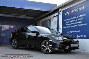 Honda Civic 1.5 VTEC Turbo Elegance 182Cv 4 puertas   - Foto 2