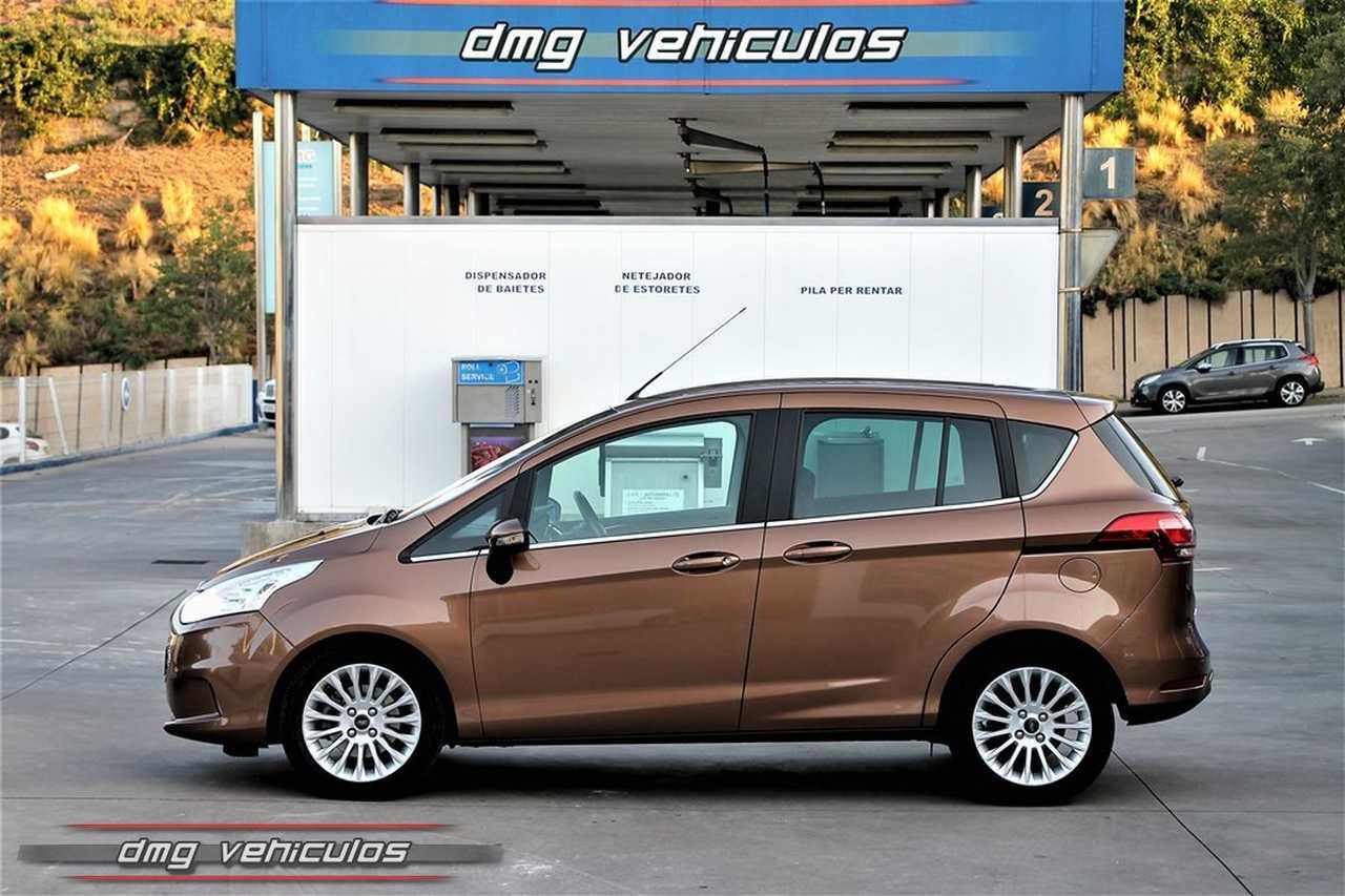 Ford B-MAX 1.0 EcoBoost Titanium 100Cv 5 puertas   - Foto 1