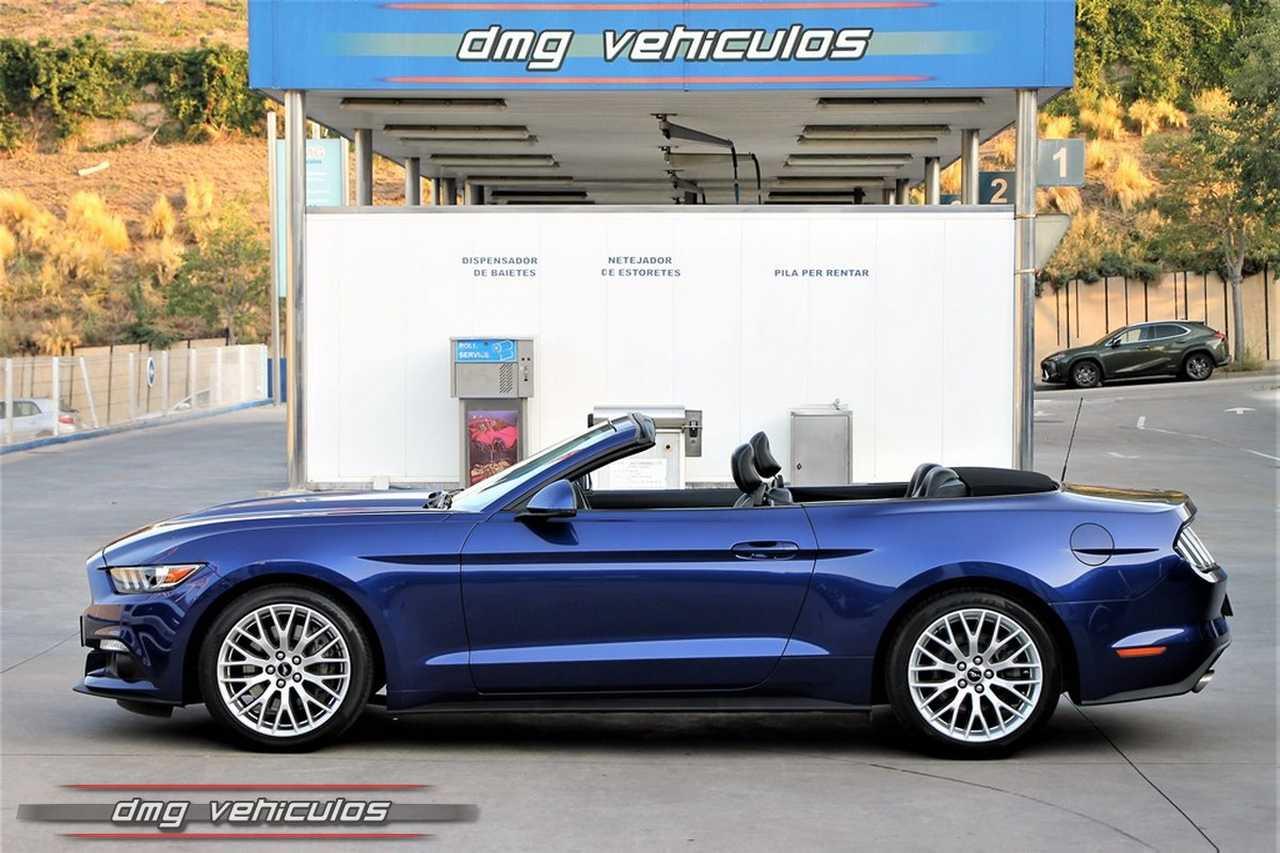 Ford Mustang Convertible 2.3 EcoBoost FastBack 314Cv 2 puertas   - Foto 1