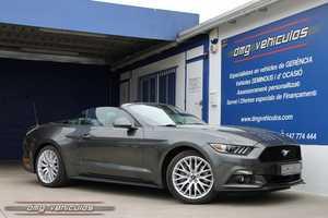Ford Mustang Cabrio FastBack 2.3 EcoBoost 314Cv 2 puertas 4 plazas   - Foto 2