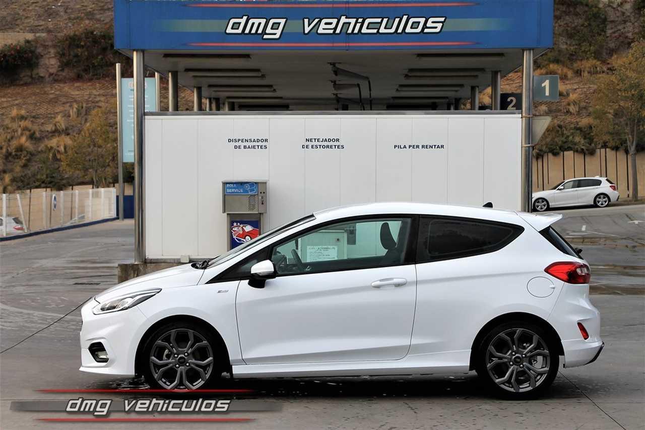 Ford Fiesta 1.0 EcoBoost ST-Line 101Cv 3 puertas   - Foto 1
