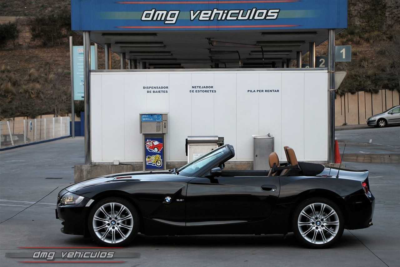 BMW Z4 Cabrio 2.5i 177Cv 2 Puertas   - Foto 1