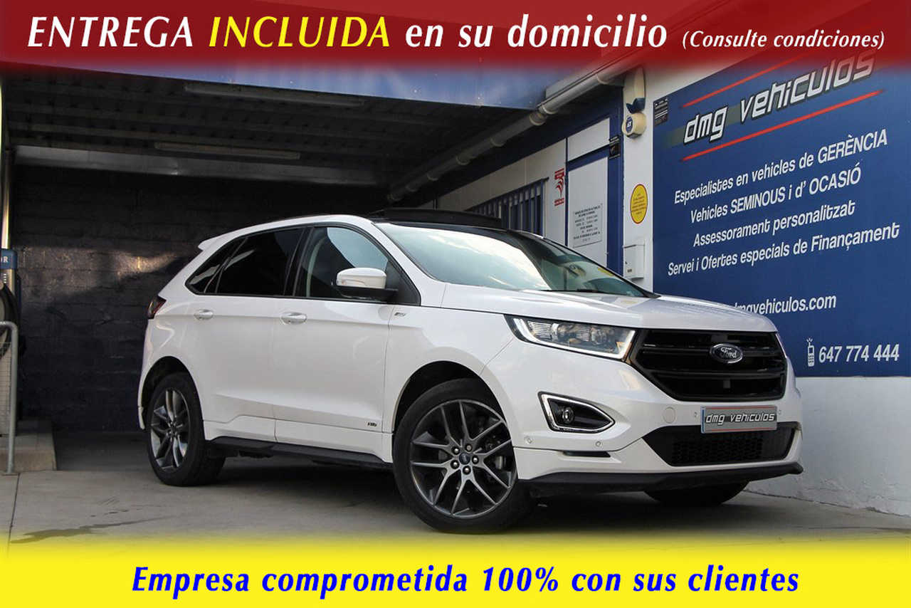 Ford Edge 2.0 TDCi ST-Line PowerShift 4WD 210cv   - Foto 1