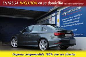 Audi A3  Sedan 2.0 TDI S Line S Tronic 150Cv 4 puertas   - Foto 2