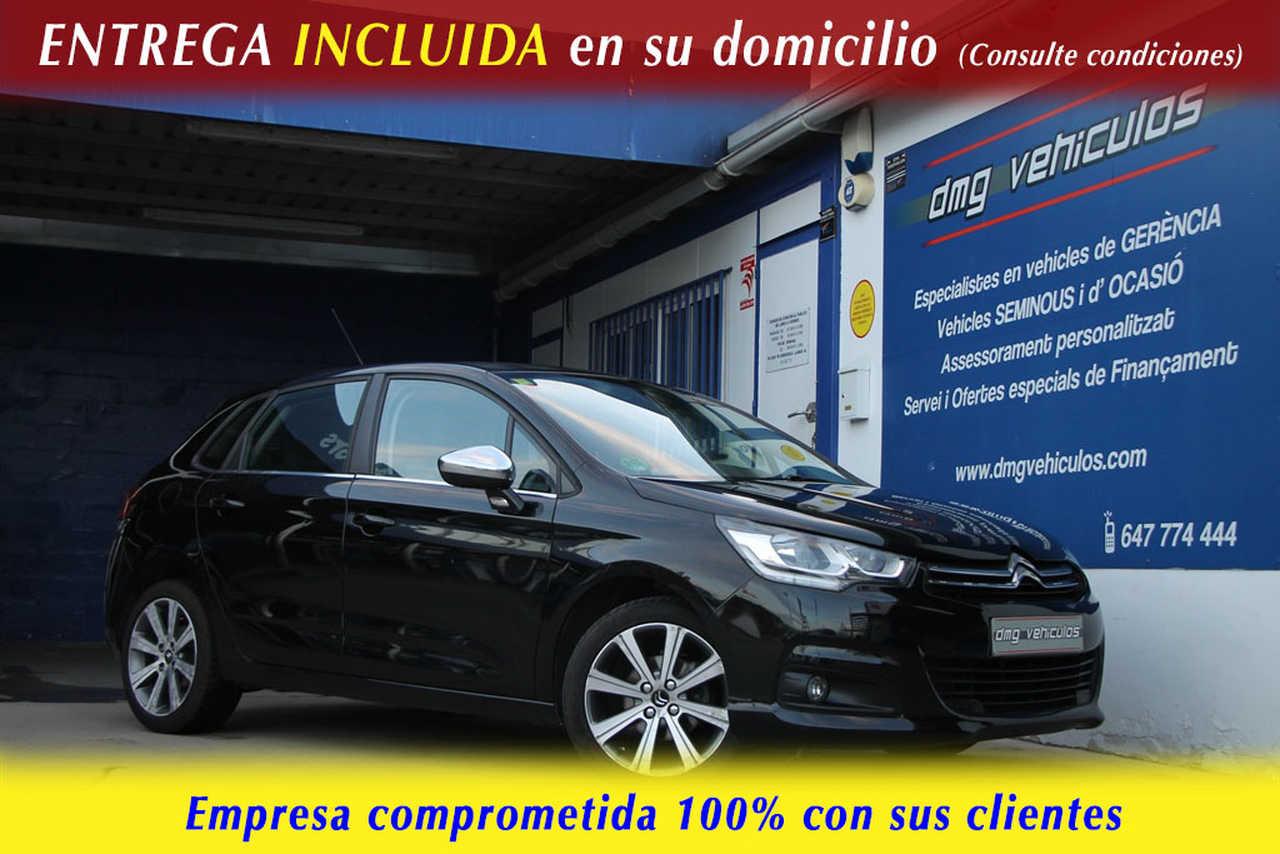 Citroën C4 1.6 BlueHDI Feel  100 Cv 5 puertas   - Foto 1