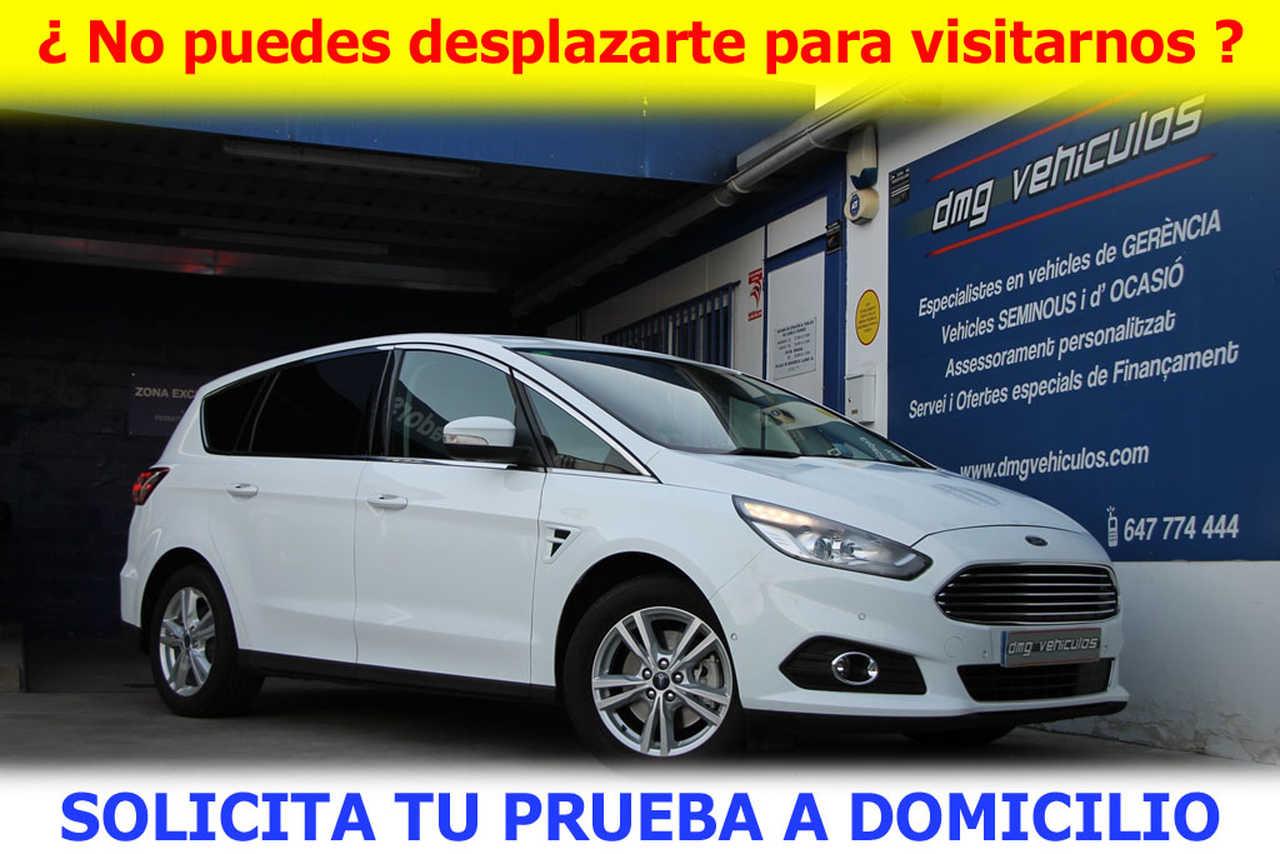 Ford S Max 2.0 TDCi Titanium 150Cv 7 plazas   - Foto 1