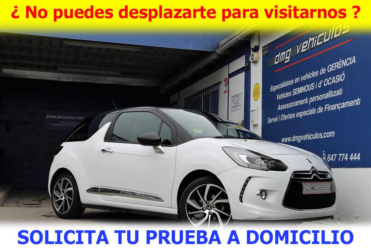 DS Automobiles DS 3 1.6 e-HDI Style 92Cv 3 puertas   - Foto 1