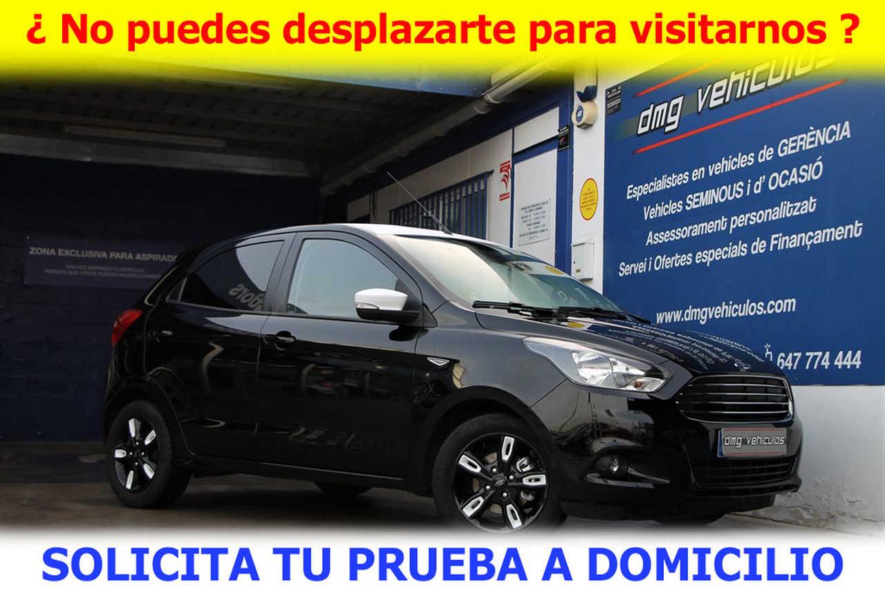 Ford Ka+ 1.19 Ti-VCT White & Black Edition 85Cv 5 Puertas   - Foto 1