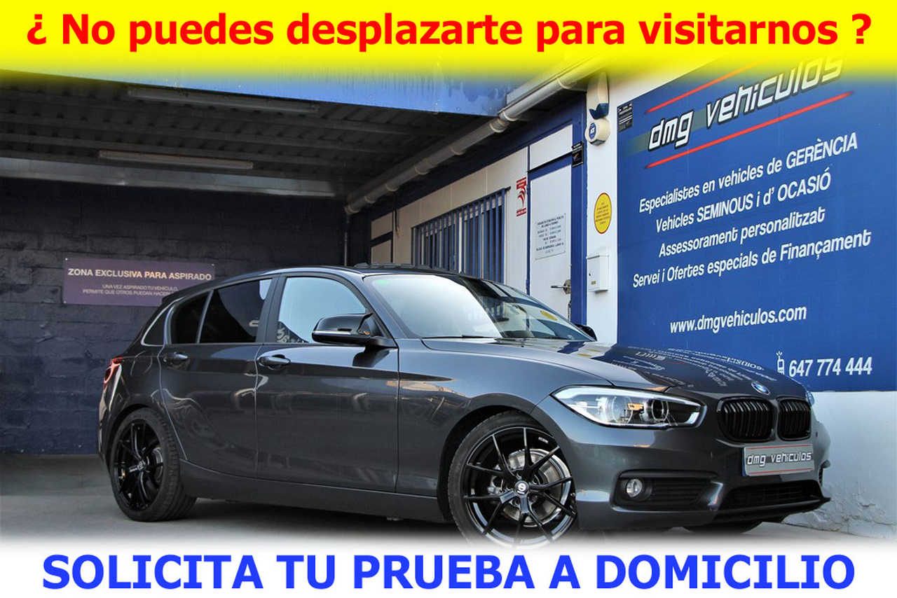 BMW Serie 1 116D Urban, 116Cv 5 puertas   - Foto 1