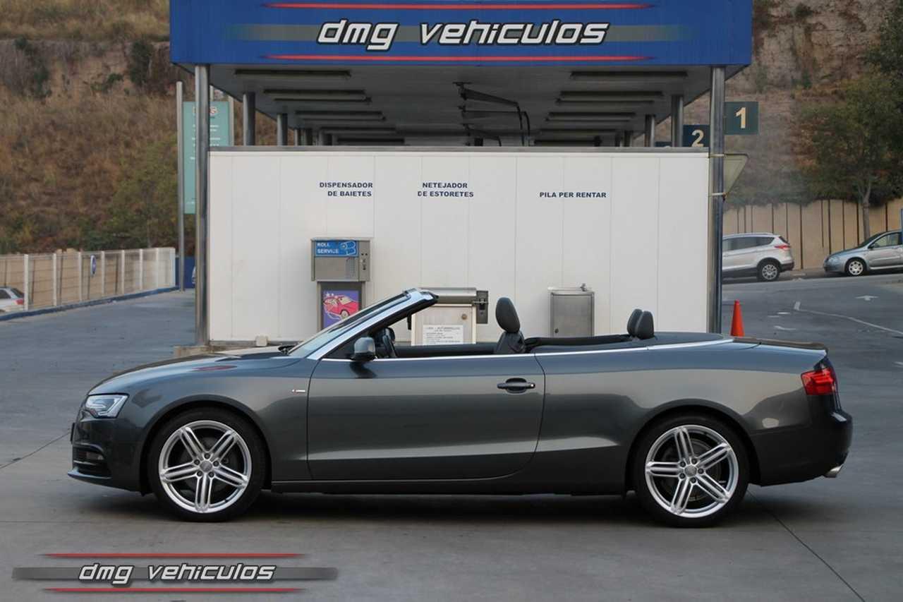 Audi A5 Cabrio 3.0 TDI Multitronic 204Cv 4p   - Foto 1