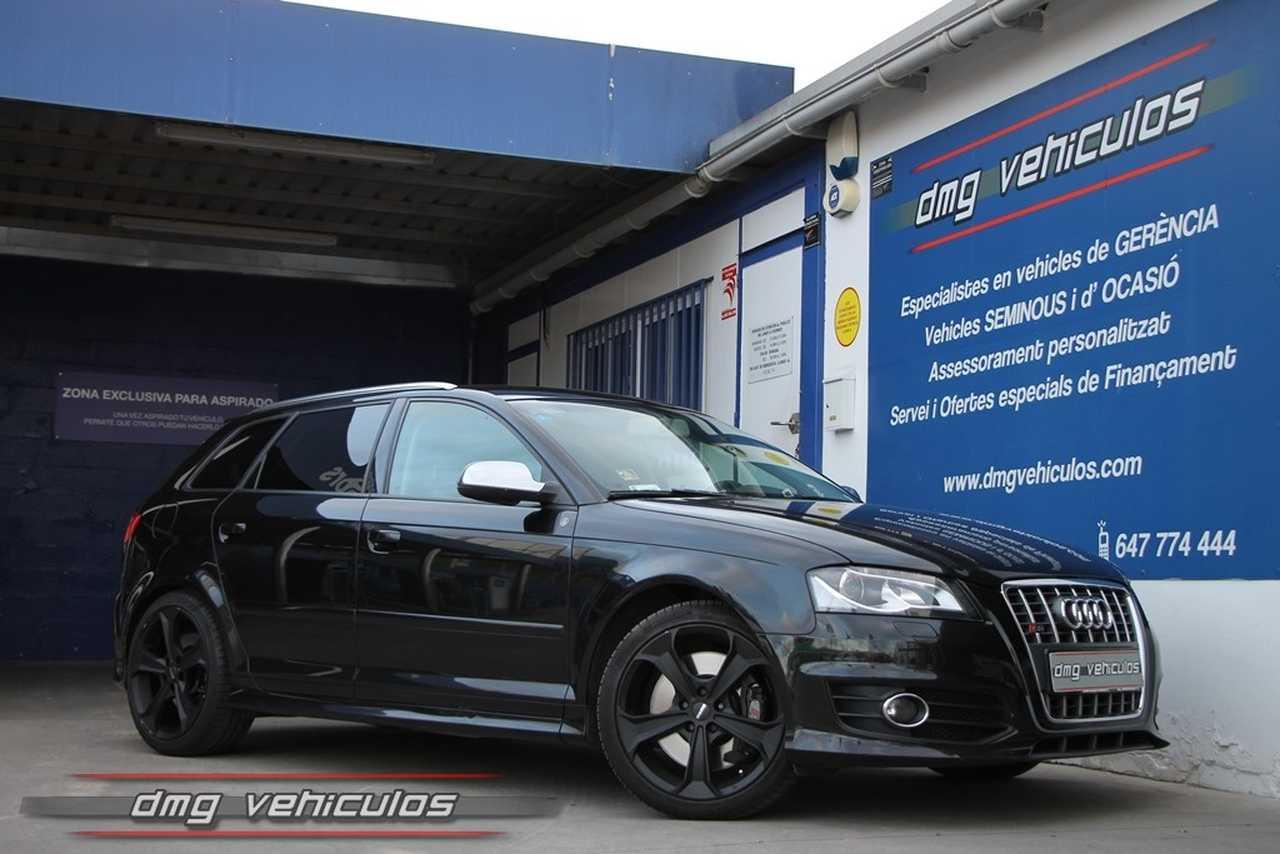 Audi S3 Sportback 2.0 TFSI S Tronic Quattro 265Cv 5 Puertas   - Foto 1