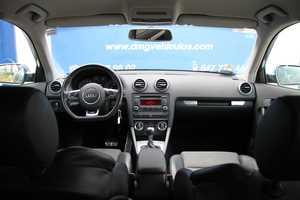 Audi S3 Sportback 2.0 TFSI S Tronic Quattro 265Cv 5 Puertas   - Foto 8