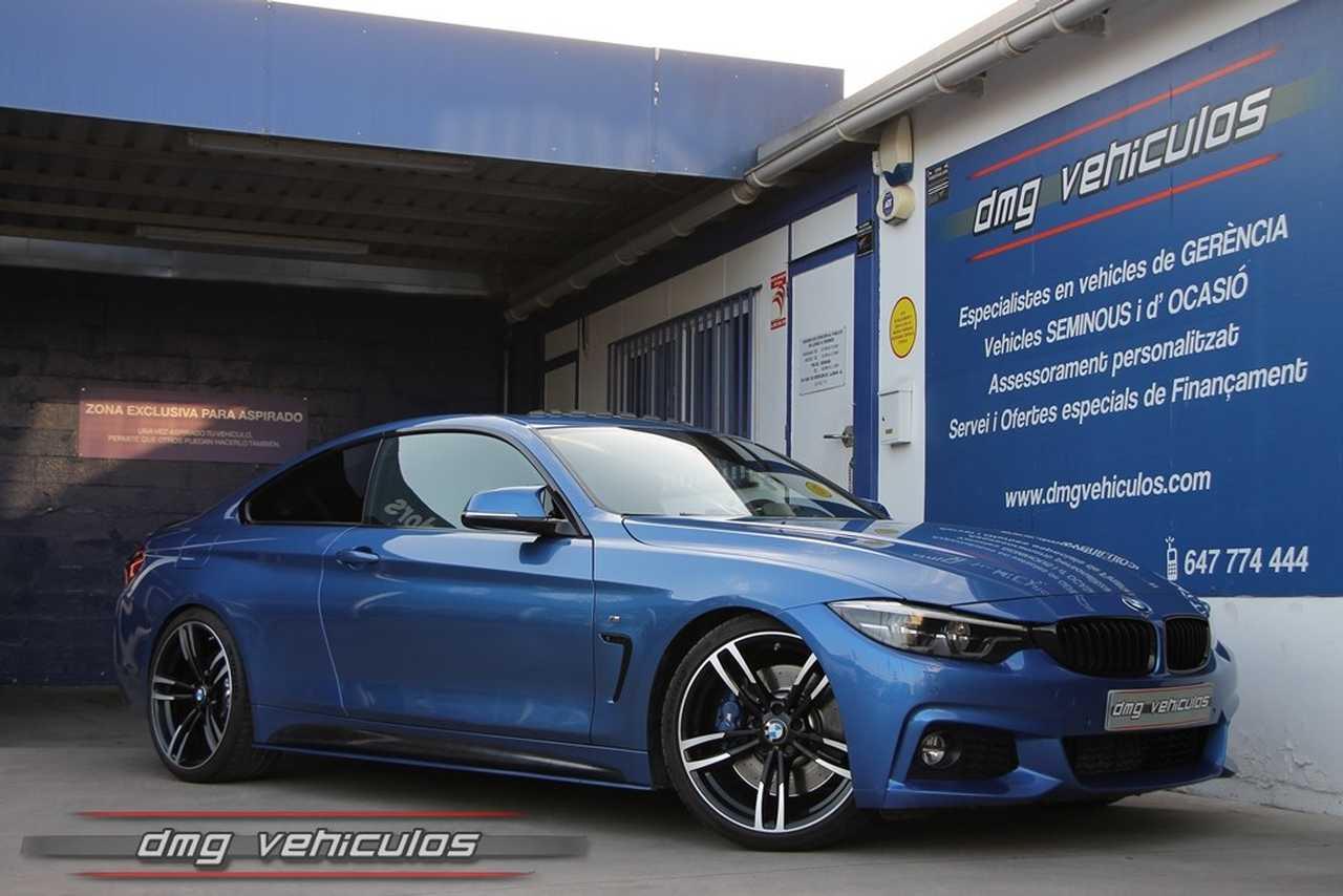 BMW Serie 4 Coupé 430iA Sport Coupé 252 Cv 4 plazas   - Foto 1