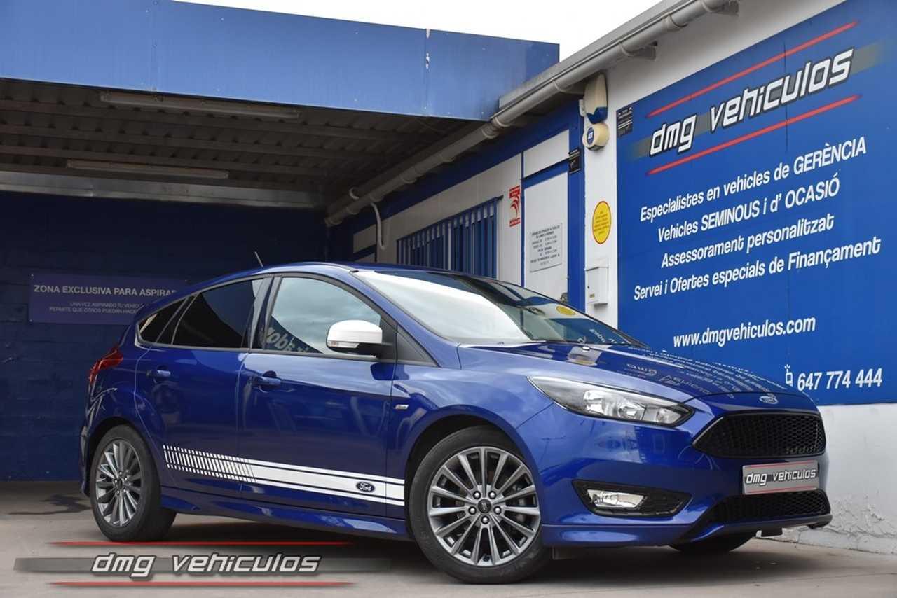 Ford Focus 1.0 EcoBoost ST-Line 125Cv 5 puertas   - Foto 1