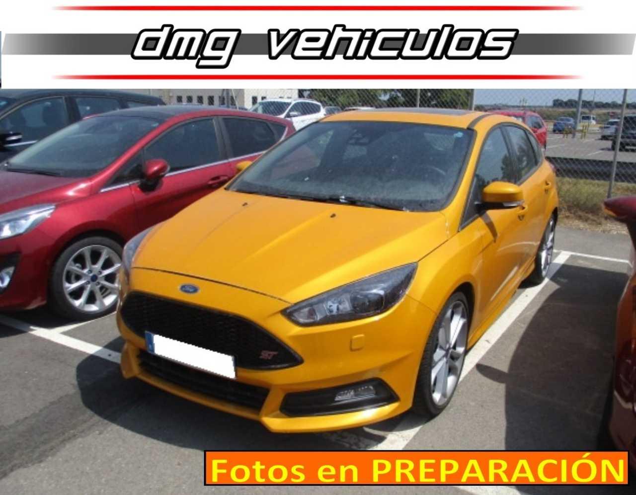 Ford Focus 2.0TDCi ST PowerShift 185Cv 5 puertas   - Foto 1