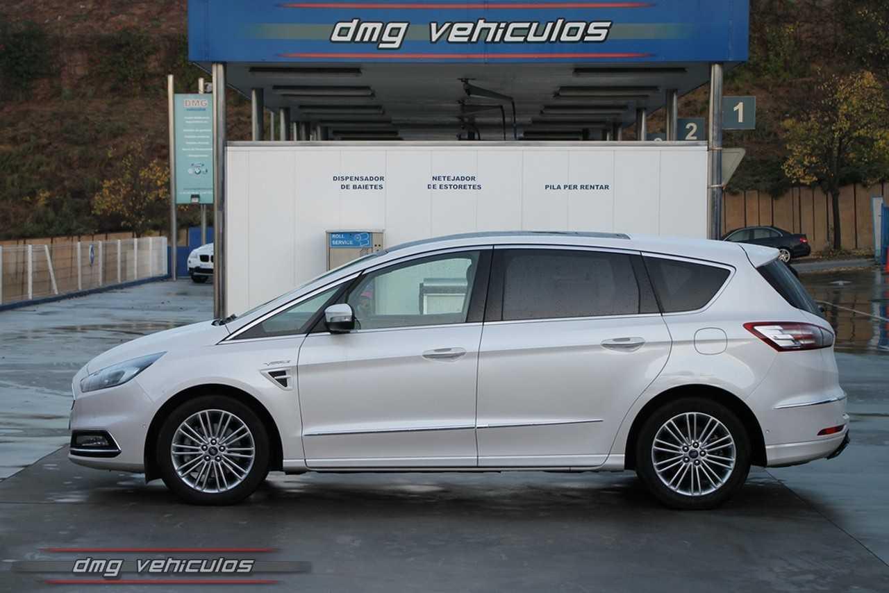 Ford S Max 2.0 EcoBoost Vignale Auto. 240Cv 7 plazas   - Foto 1
