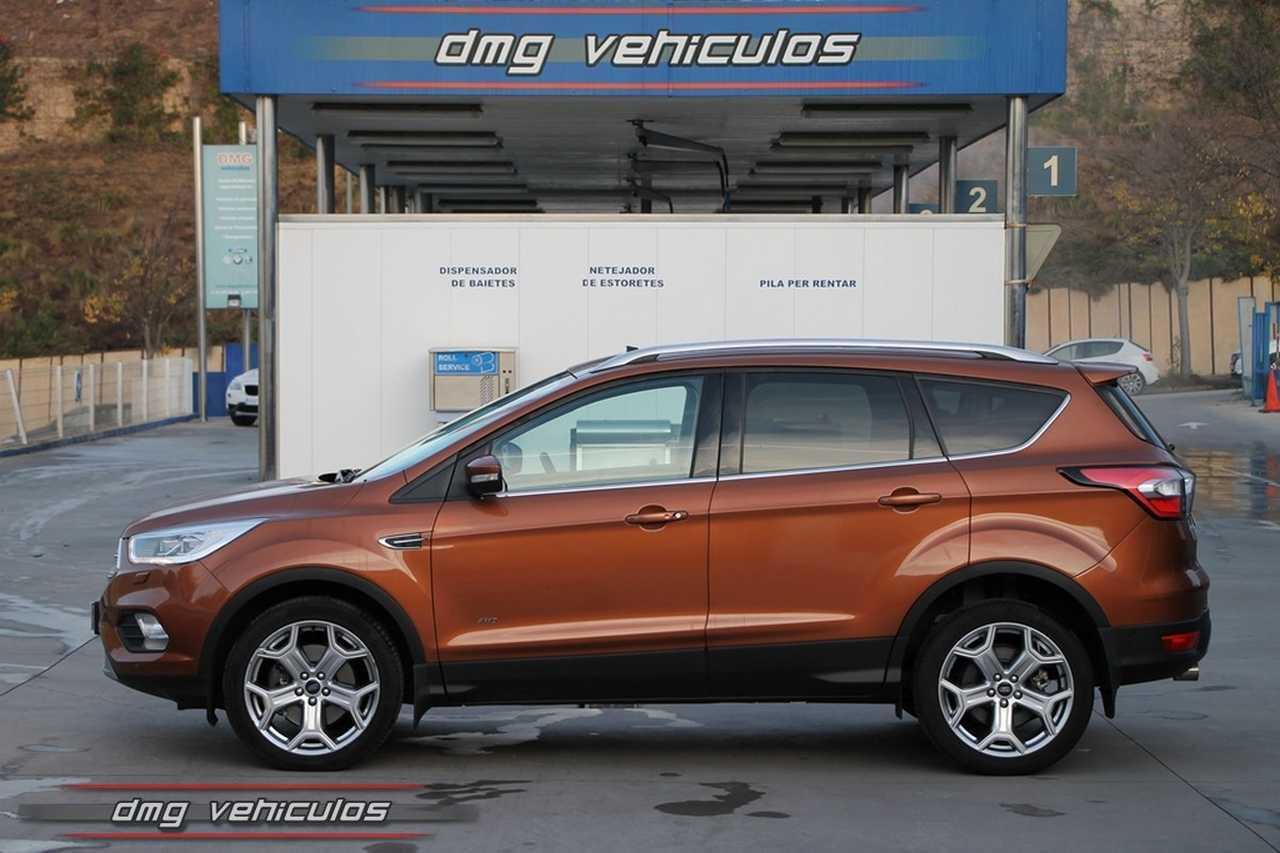 Ford Kuga 1.5 EcoBoost Titanium Auto 180Cv   - Foto 1