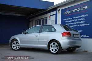 Audi A3  Sedan 2.0TDI Ambiente 140Cv 3 puertas   - Foto 3