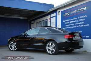 Audi A5 Coupé 2.0TDI Multitronic 177Cv   - Foto 3