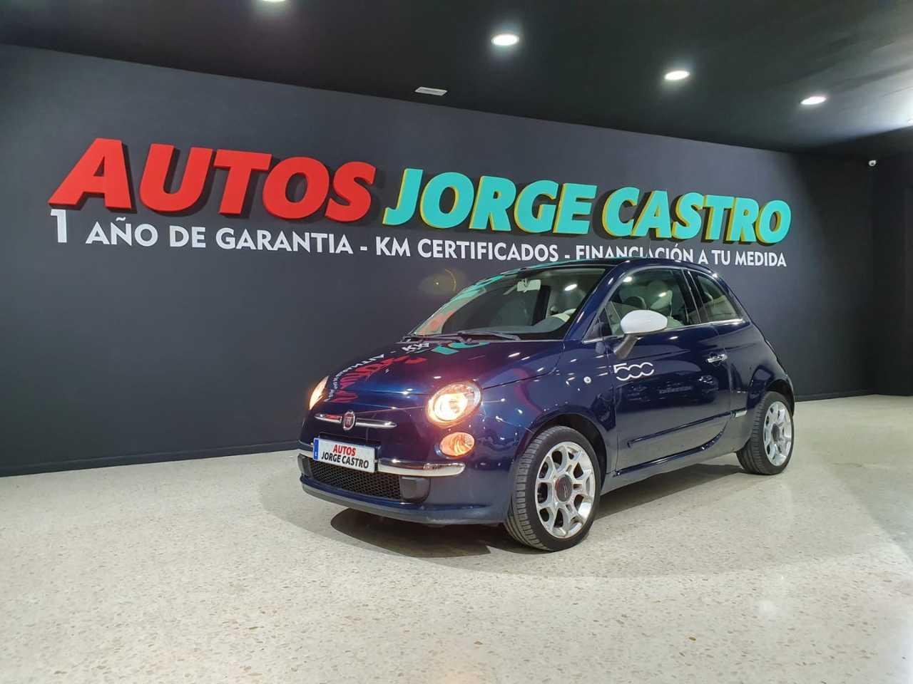 Fiat 500 1.2 8v 69 Cv Lounge   - Foto 1
