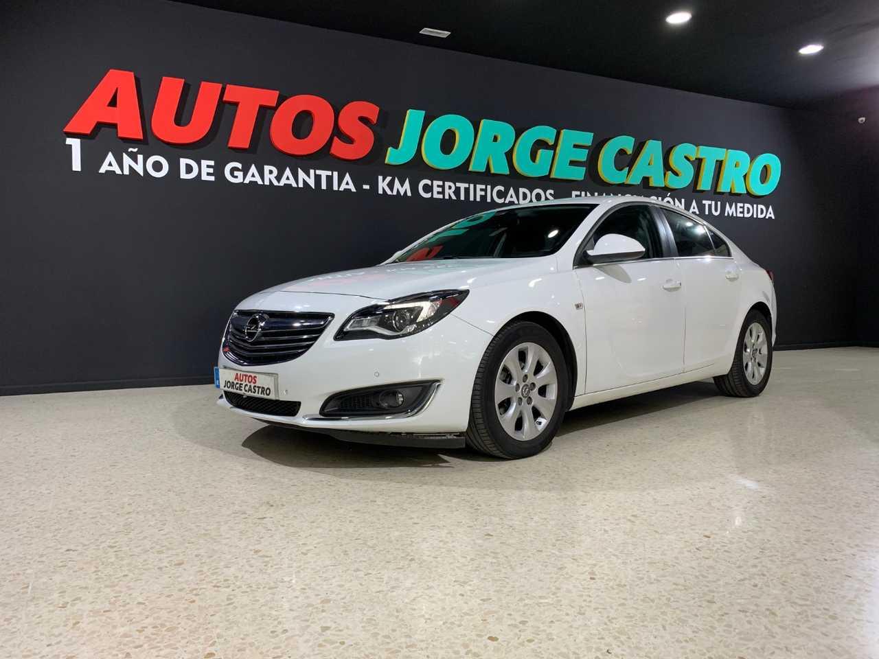 Opel Insignia  2.0 CDTI BUSSINES 120CV   - Foto 1