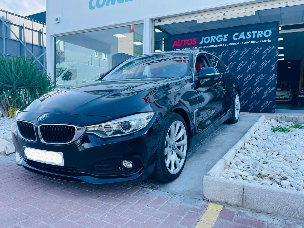 BMW Serie 4 Gran Coupé 418D   - Foto 1