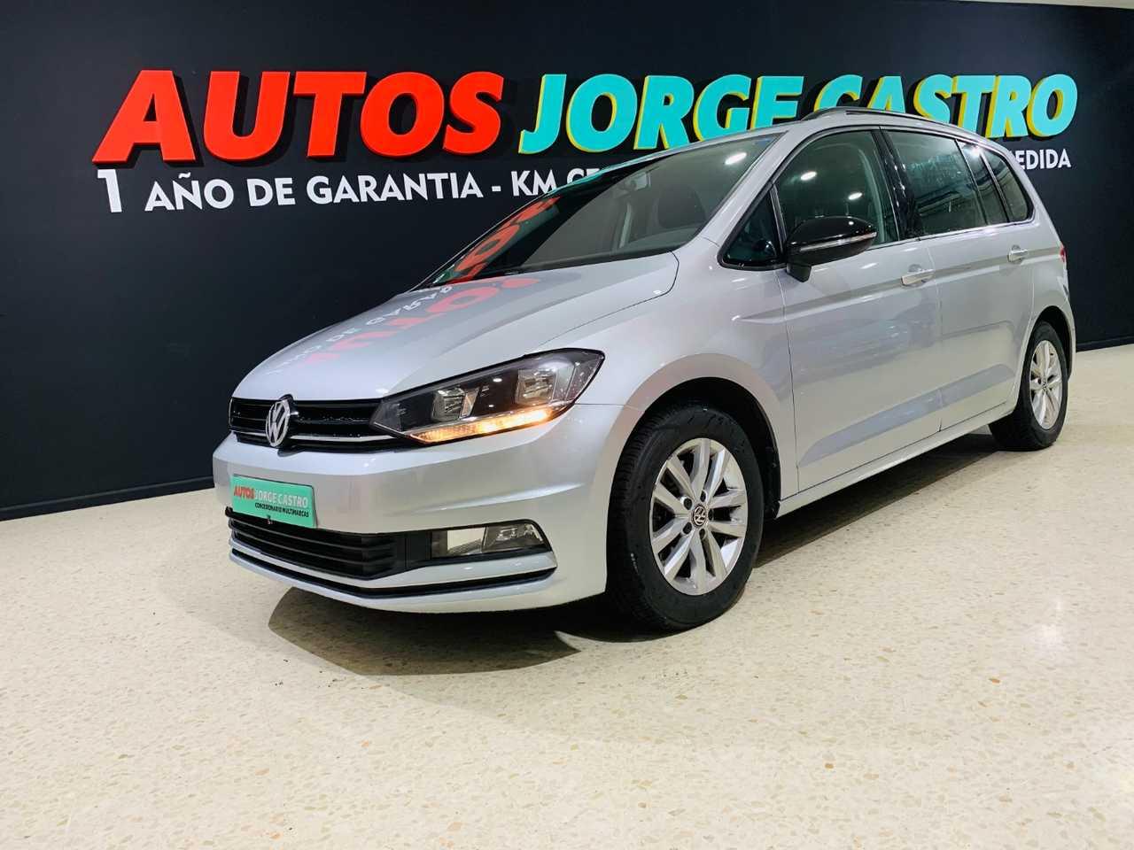 Volkswagen Touran 1.6 TDI BUSINESS BMT    - Foto 1