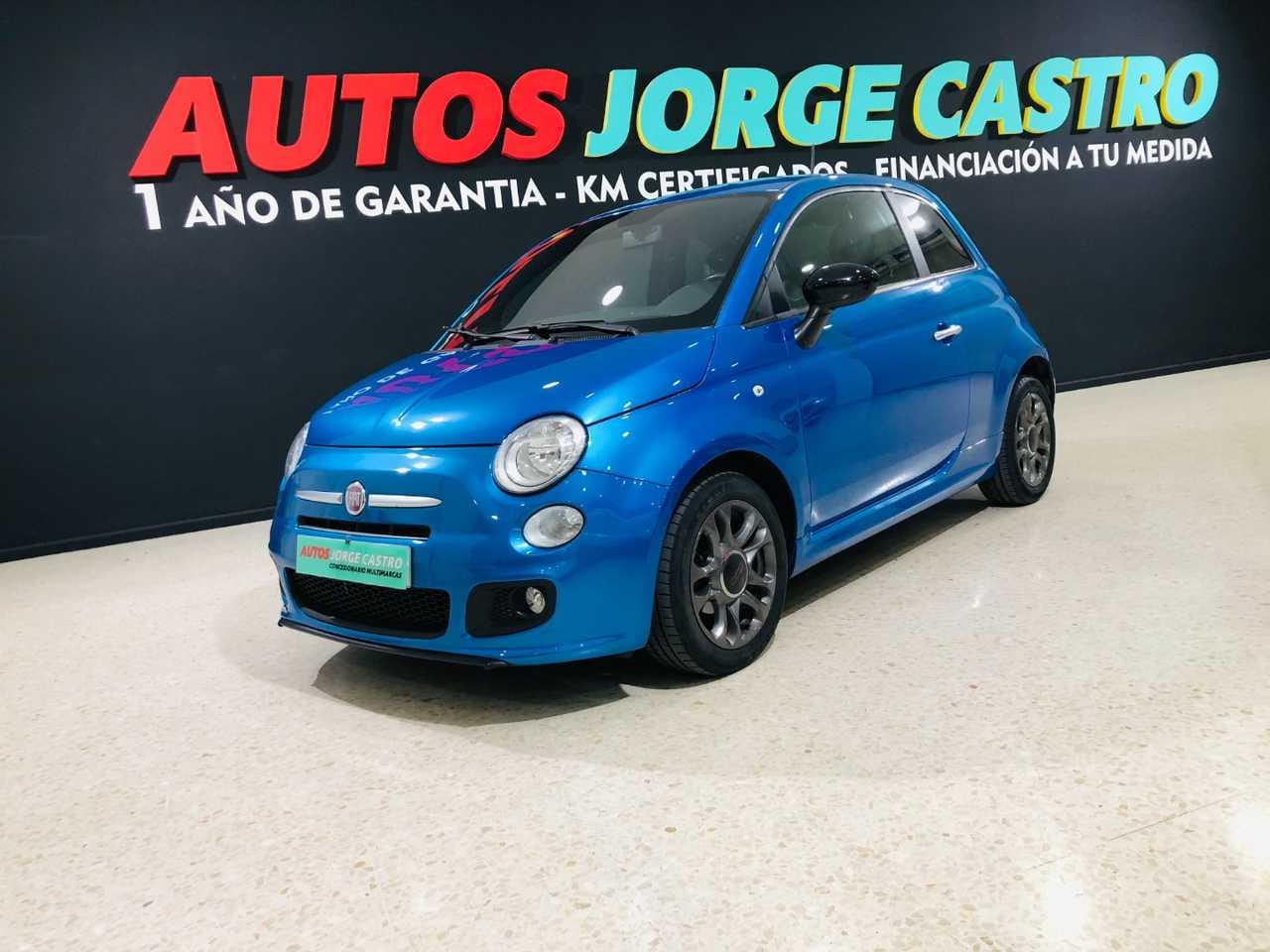 Fiat 500 1.2 8v Color Therapy 69Cv   - Foto 1