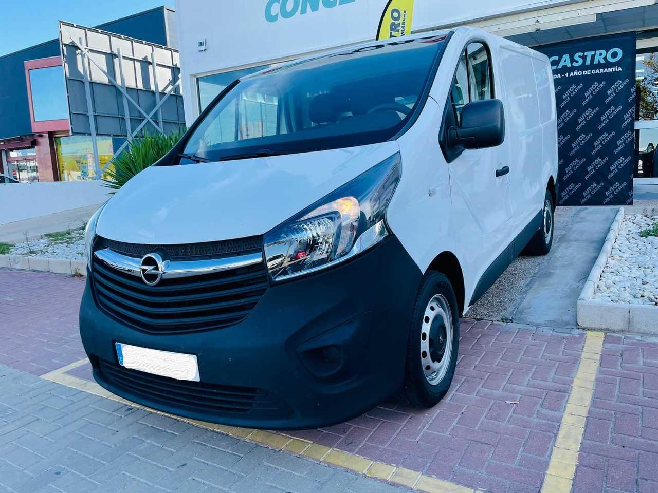 Opel Vivaro 1.6 CDTI 2.7T EXPRESION    - Foto 1