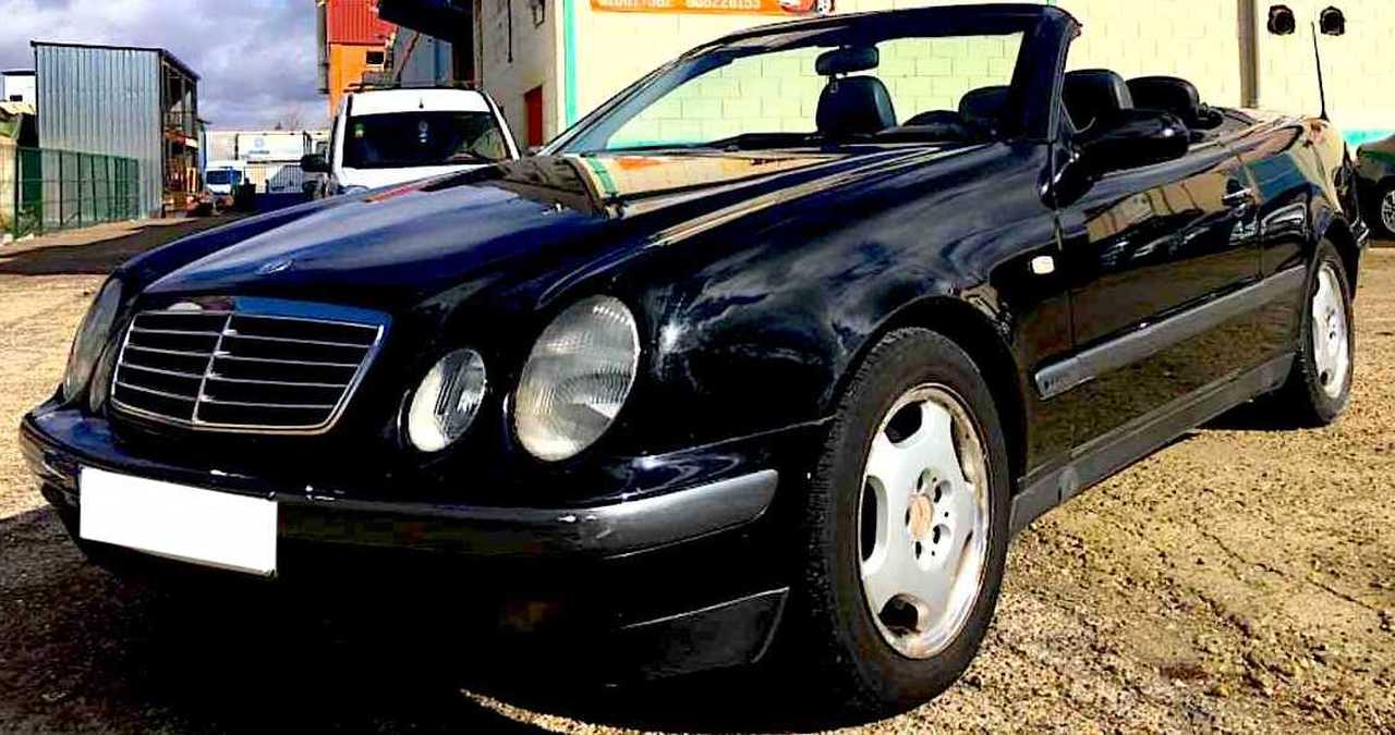 Mercedes CLK 200   - Foto 1