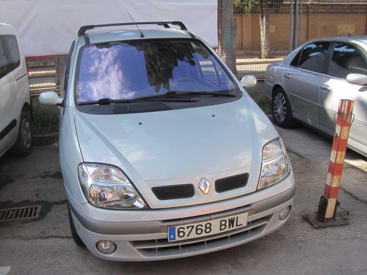 Renault Megane SCENIC 1.9D 102CV   - Foto 1