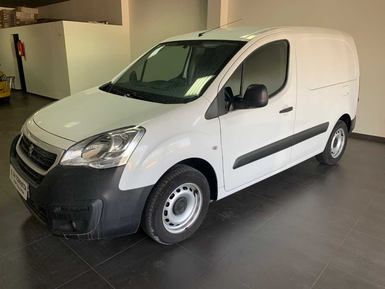 Peugeot Partner FURG. BLUEHDI 100CV   - Foto 1