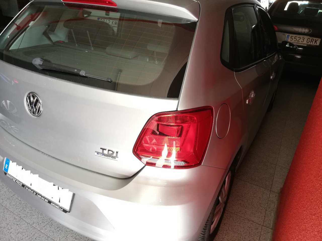 Volkswagen Polo tdi Bluemotion   - Foto 1