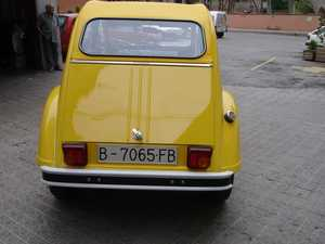 Citroën 2 cv 6CT   - Foto 2